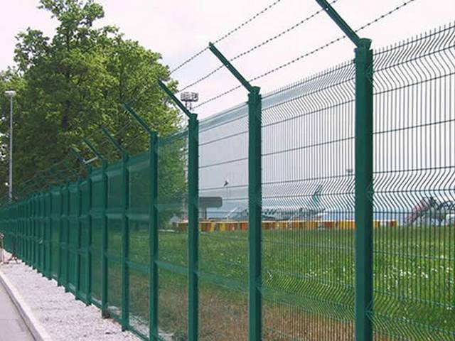 Anti Intruder Mesh Fence Chain Link And Welded Mesh